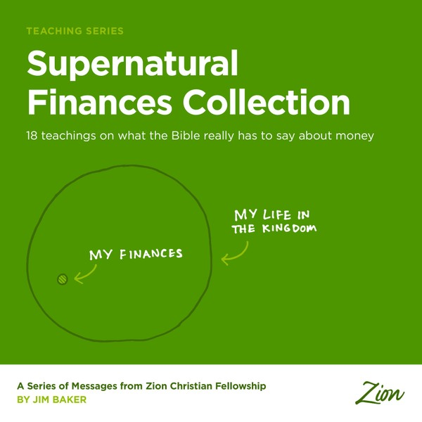 Supernatural Finances Collection