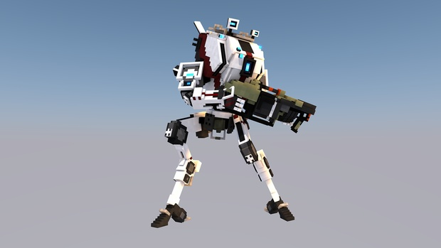MC Ronin Rig V4.0 (Titanfall 2) (#FD)