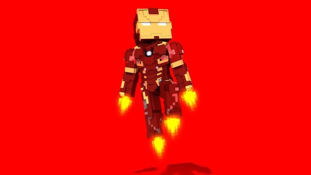 MC IronMan CIVIL WAR rig V3.0 (#FD)
