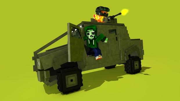 MC Insurgent Rig (GTA V) (#FD)