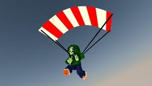 MC Parachute Rig (#FD)
