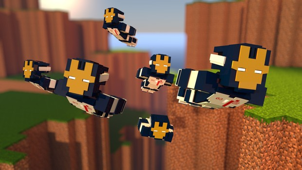 Minecraft Map #5