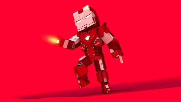 MC IronMan (Mark 33-Silver Centurion) Rig (#FD)