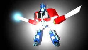 TFP Optimus Prime MC Rig (#FD)