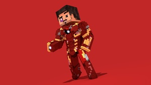 MC IronMan CIVIL WAR rig V3.0 (#FD)