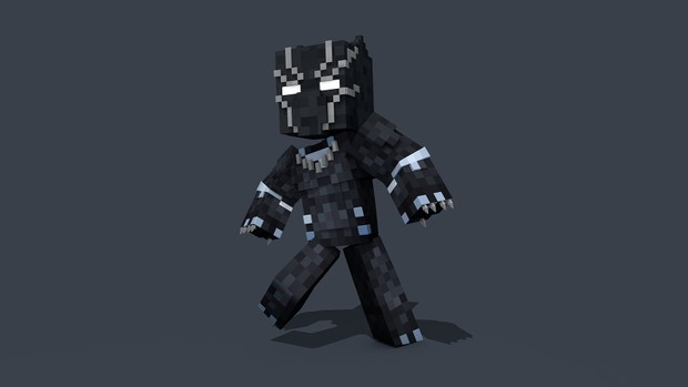 MC Black Panther Rig V1.0 (#FD)