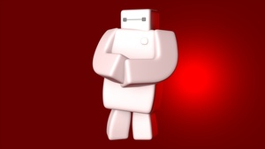 Baymax Rig v1.2 (Inspired in the Animation of WinnieAnimations)