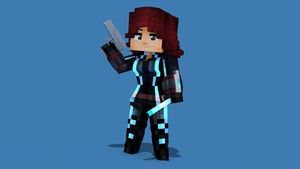 MC Black Widow AoU Rig (#FD)