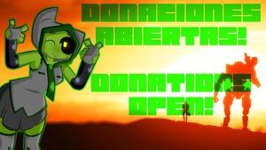Donations/Donaciones