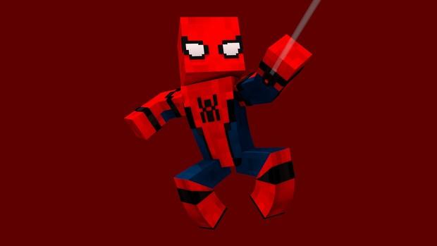 MC Spiderman Rig V2.0 (#FD)