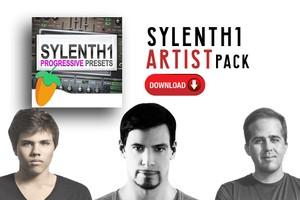 Presets for Sylenth1 ARTIST PROGRESSIVE HOUSE (Manse, Jakko, Thomas Gold, Felicity, Merk&Kremont..)