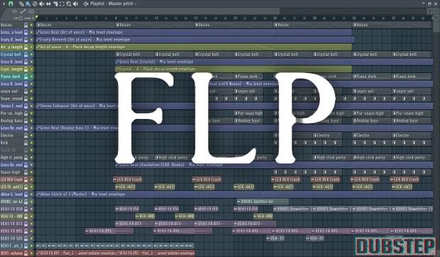 FL STUDIO - DECENT Oriental Dubstep FLP