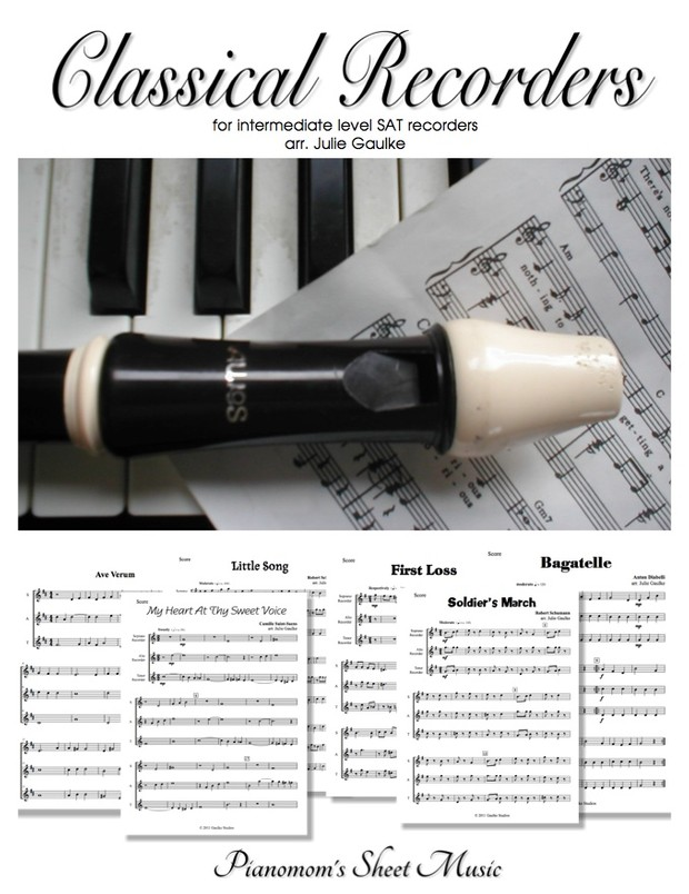 Classical Recorders collection by Julie Gaulke