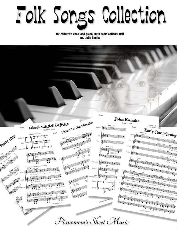 Folk Songs Collection - arr. Julie Gaulke