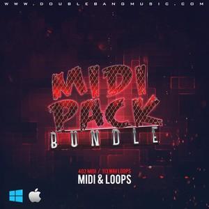 Double Bang Music - Midi Pack Bundle