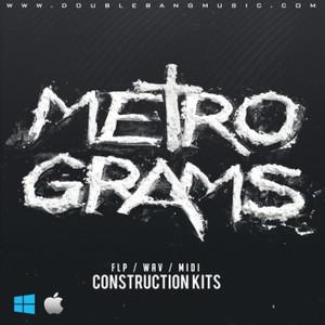 Double Bang Music - Metro Grams | Construction Kits