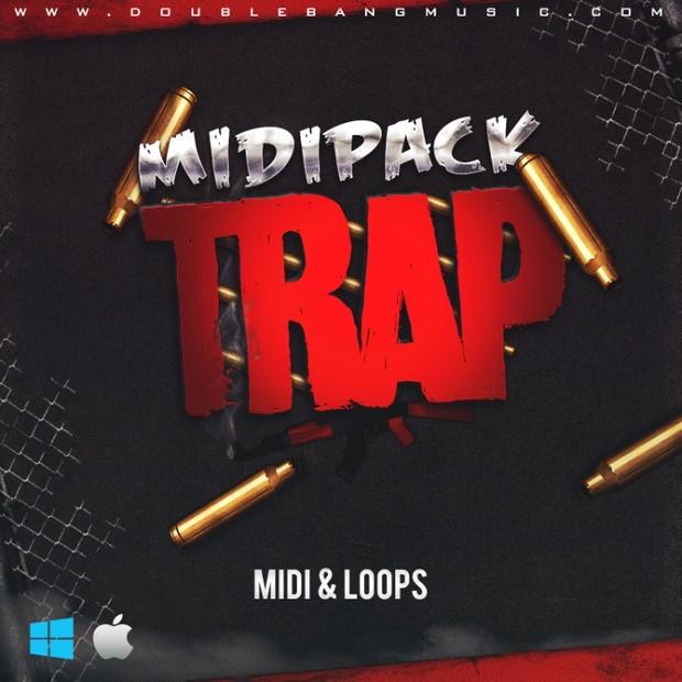 Double Bang Music - Trap MIDI Pack & Loops