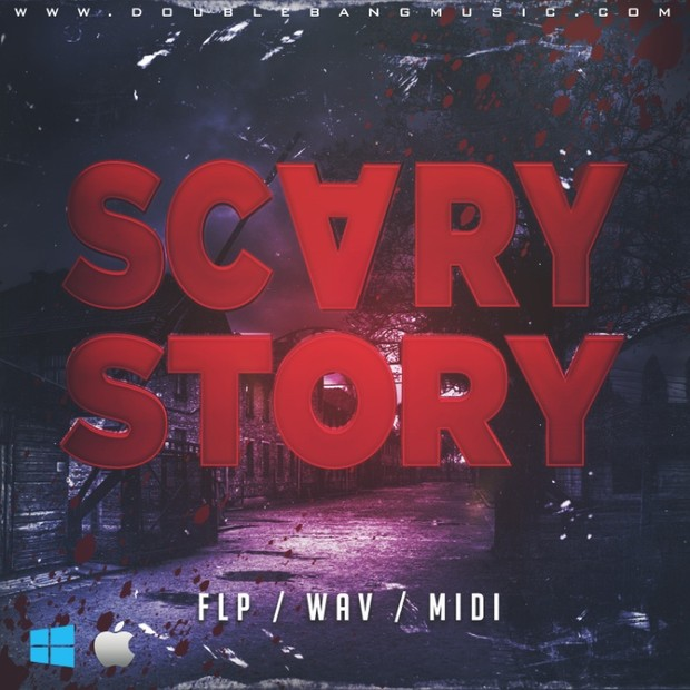 Double Bang Music - Scary Story  | Construction Kit