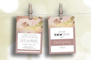 Wedding Set - Invitation & Branding