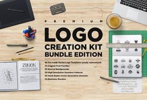 Logo Creation Kit Bundle Edition