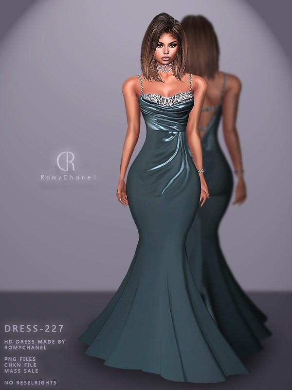 RC-DRESS-227