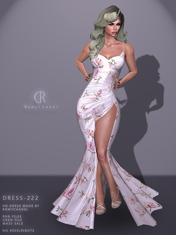 RC-DRESS-222