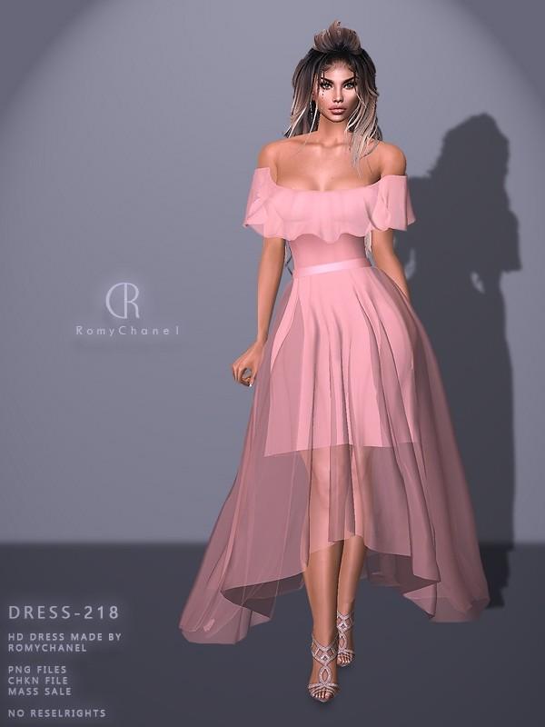RC-DRESS-218