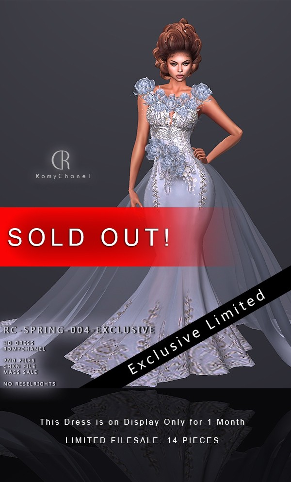 RC-SPRING-004-EXCLUSIVE - SOLD OUT!