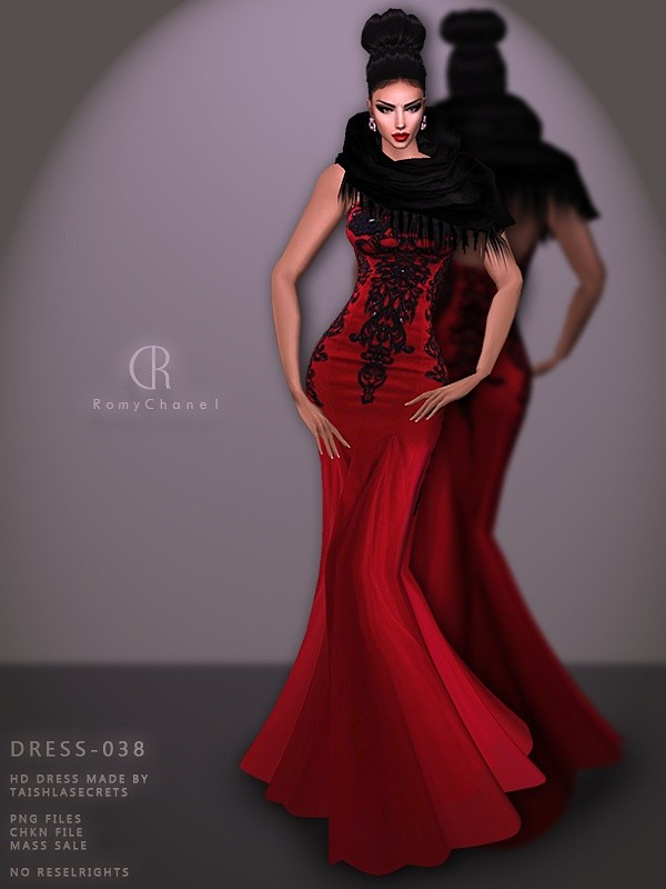 RC-DRESS-038