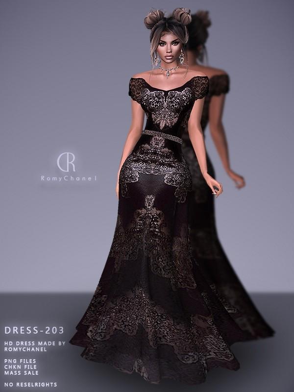 RC-DRESS-203