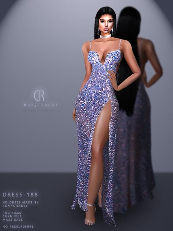RC-DRESS-188 - RomyChanel
