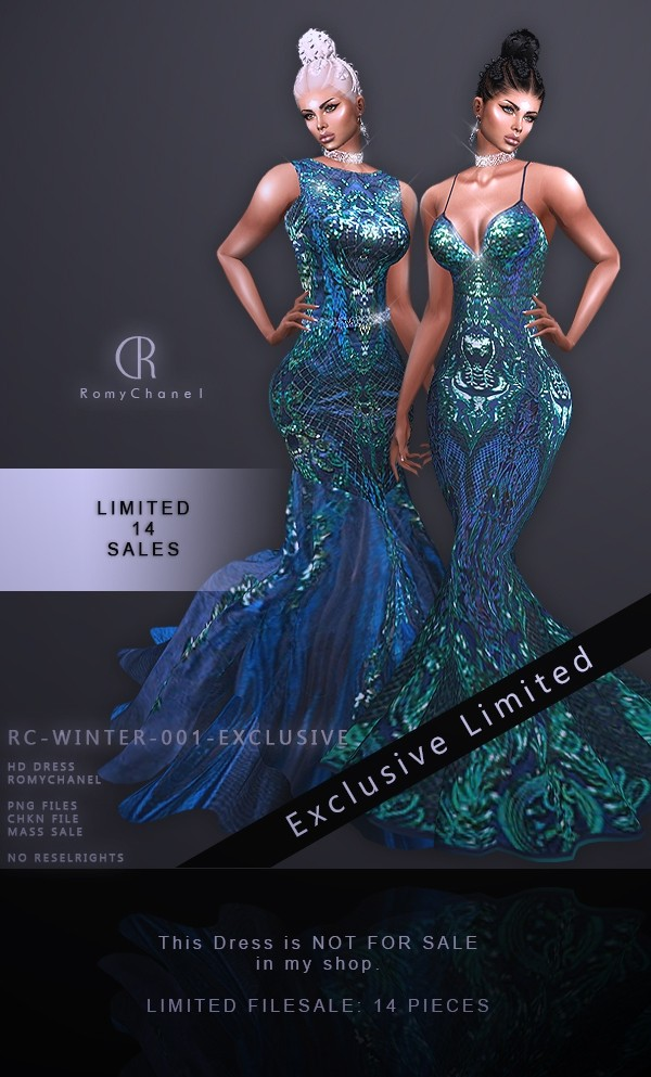 RC-WINTER-002-EXCLUSIVE  (2 DRESSES)