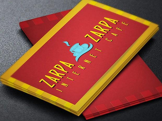 Internet cafe business card template godserv designs internet cafe business card template colourmoves