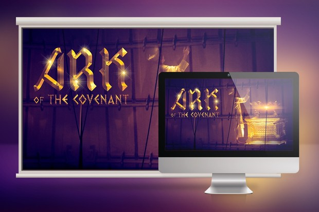 Ark of The Covenant Slide Template