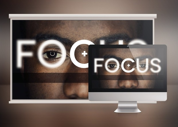 Focus Church Slide Template