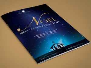 Noel Christmas Brochure Template