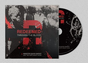 Redemption CD Artwork Template