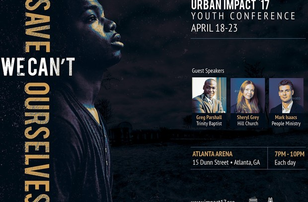 Urban Ministry Flyer Template