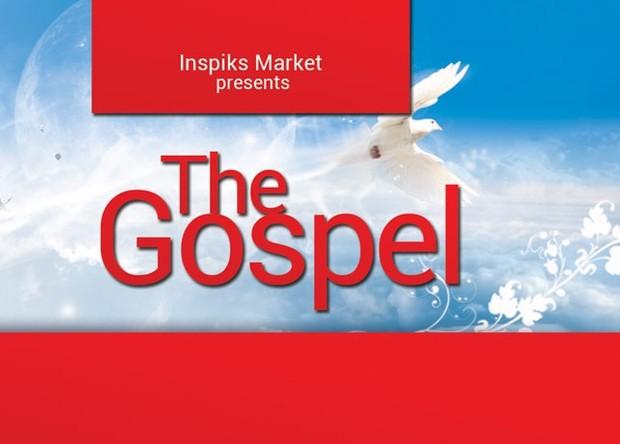 Gospel Tract Photoshop Template