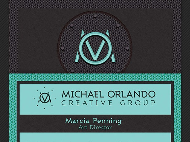 Creative Group Business Card Template