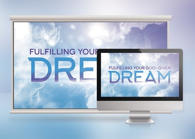 Dream Church Slide Template