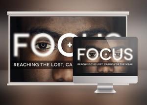 Focus Church Slide Template