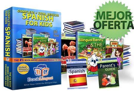 Paquete Inglés para Niños Completo