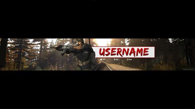DAYZ Youtube Banner