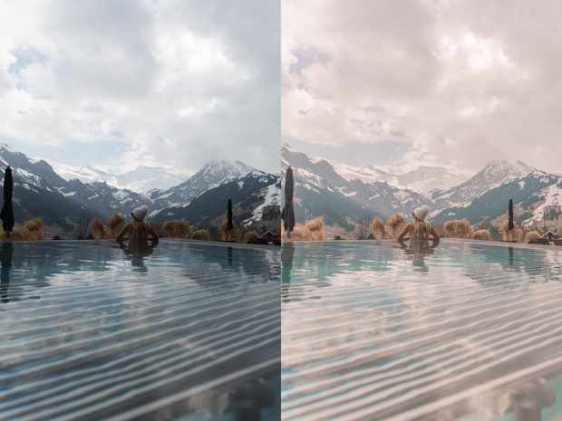 NATURAL LIGHTROOM PRESET PACK MOBILE & DESKTOP