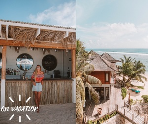ON VACATION LIGHTROOM PRESET PACK