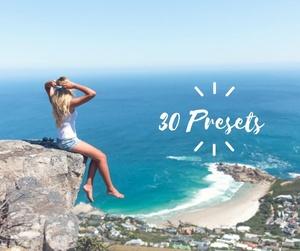 30 Presets Lightroom Pack