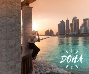 DOHA LIGHTROOM PRESET PACK