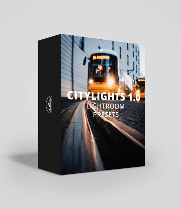 CITYLIGHTS Vol. 1 - Lightroom Presets