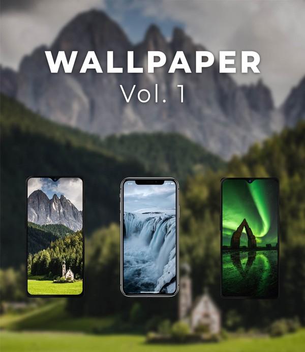 Wallpaper Pack Vol. 1